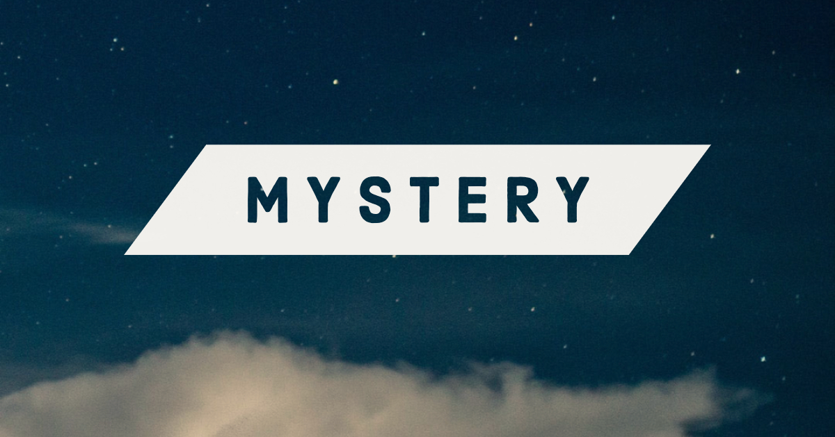 Mystery released