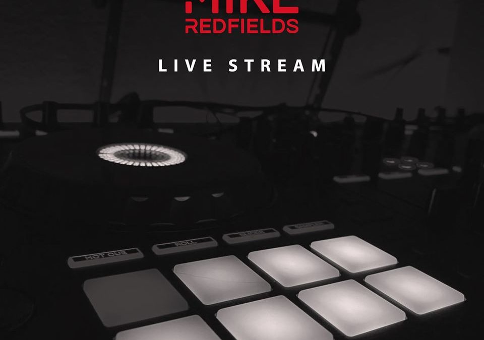 Mike Redfields goes live on Twitch