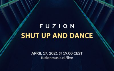 Live event: Fuzion Shut up and Dance